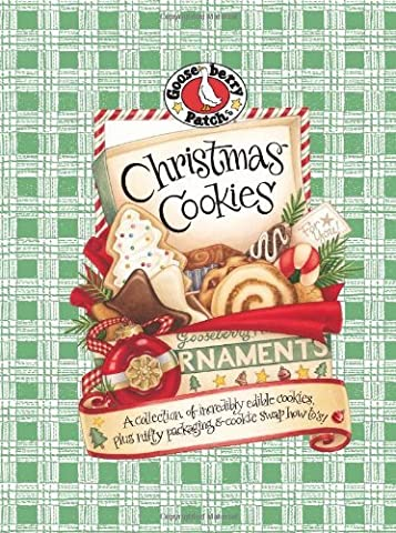 Christmas Cookies: A Collection of Incredibly Edible Cookies, Plus Nifty Packaging & Cookie Swap How-To's! (Seasonal Cookbook Collection) by Gooseberry Patch (15-Nov-2011) Plastic (Cookies For Christmas Cookie Swap)