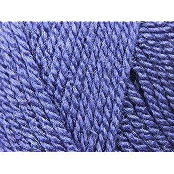 dark blue LOBELIA blue Stylecraft Special DK  yarn 100g