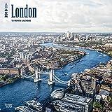 London 2018 Wall Calendar