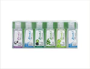 Zuci Natural Gift Set - 180 ml (Pack of 6)