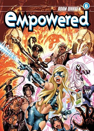Empowered Volume 6 (English Edition) eBook: Adam Warren ...