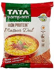 Tata Sampann Masoor Dal Split, 1kg