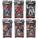 Marvel Legends Infinite Series Spider-man Wave 2 Hobgoblin Build A Figure Complete Set (BAF) by Marvel Comics; Legends; Spider-man