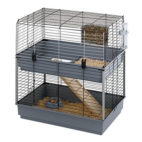 Ferplast - Cage Cavie 80 Double