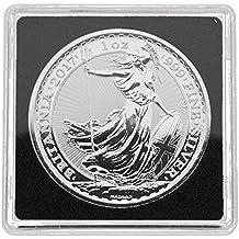 1 onza 999/1000 Plata Moneda en QUADRUM Intercept, Plateado