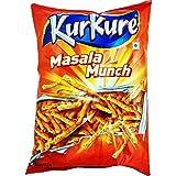 #5: Kurkure Snacks - Masala Munch Super Saver, 155g Pouch