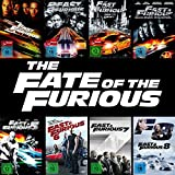 Fast and the Furious 1 - 8 Collection (8-DVD) Kein Box-Set