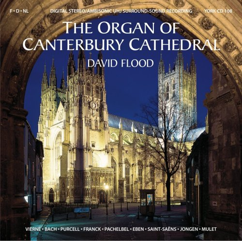 The Canterbury Collection - The Organ Of Canterbury Cathedral