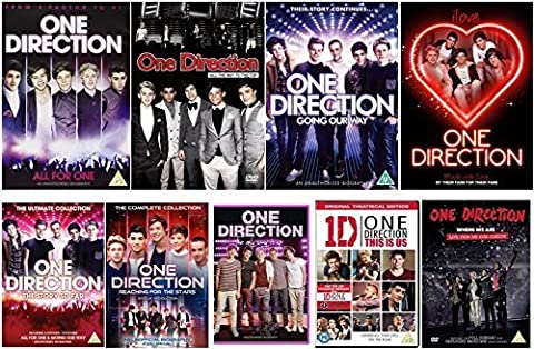 The We And The I - Best of One Direction 1D Complete DVD