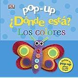 Pop-up ¿Dónde está? Los colores (Castellano - A PARTIR DE 0 AÑOS - MANIPULATIVOS (LIBROS PARA TOCAR Y JUGAR), POP-UPS - Pop-u