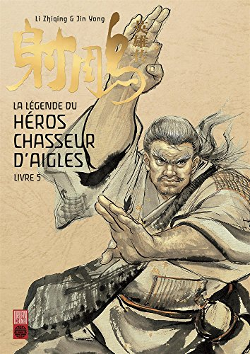 La Légende du Héros Chasseur d'Aigles Edition simple Tome 5