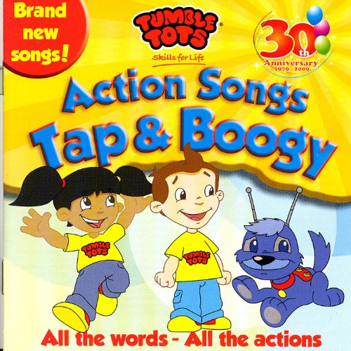 Tumble Tots: Action Songs - Ta...