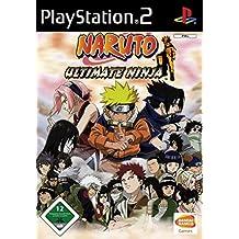 Naruto - Ultimate Ninja - [PlayStation 2]