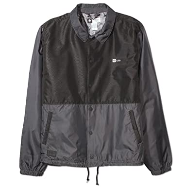 Lrg High Definition Windbreaker Jacket Black: Amazon.co.uk: Clothing