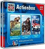 Was Ist Was 3-CD Hörspielbox Vol.1-Actionbox