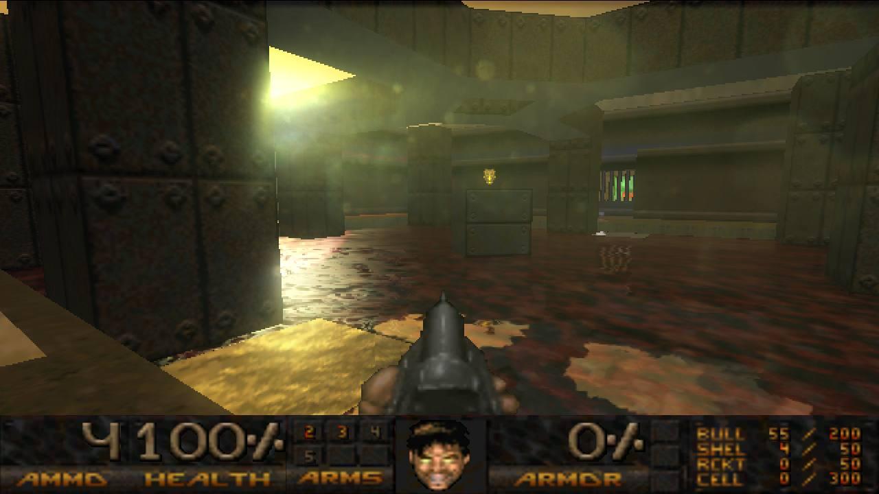 D-GLES (Doom Source port)