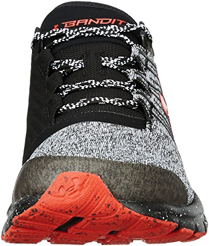 Under Armour Ua Charged Bandit 2, Scarpe Running Uomo Nero (Black)
