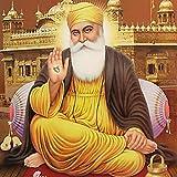 Guru Nanak Dev Ji sijismo Fundador–Vinilo adhesivo
