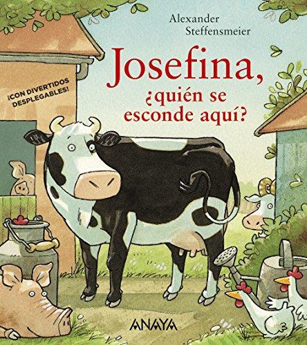 Josefina, ¿quién se esconde aquí?...
