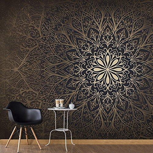 *murando – Vlies Fototapete 300×210 cm – Vlies Tapete – Moderne Wanddeko – Design Tapete – Ornament Abstrakt f-A-0491-a-b*