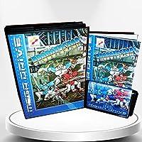Jhana Probotector EU Cover fonctionne uniquement sur PAL avec boîte et manuel pour console de jeu vidéo MD MegaDrive…