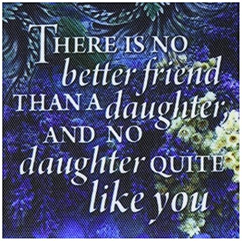 Canvas Magnets & Wall Art 00180000024 Canvas Magnets - There is No Better Friend Than a Daughter
