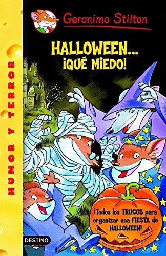 ! / It's Halloween, You 'fraidy Mouse!: Geronimo Stilton 25 ¡Todos los trucos para organizar tu fiesta de Halloween! ()