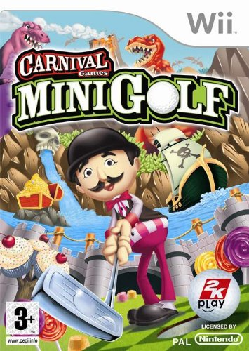 Carnival Funfair Games: Mini Golf (Wii) [UK IMPORT]