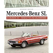 Mercedes-Benz SL: Die Baureihe 107 - Trendsetter und Dauerbrenner