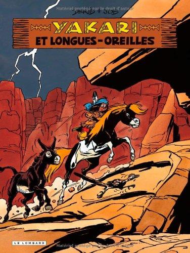 Yakari, Tome 27 : Yakari et Longues-Oreilles