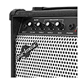 Ampli de guitare acoustique 15W par Gear4music