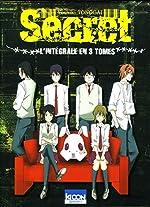 Coffret Secret - L'intégrale en 3 tomes de Yoshiki Tonogai