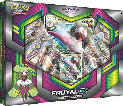 Pokemon - 1x Fruyal-GX Box - Deutsch