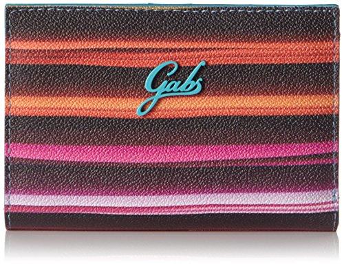 Gabs - Portafoglio Donna, Multicolore (SO226), 14x10x2 cm (B x H x T)