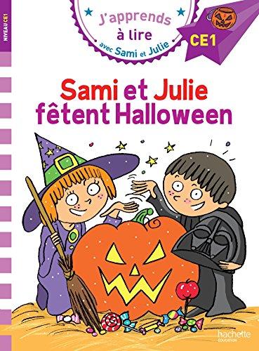 Sami et Julie CE1 Sami et Julie fêtent Halloween par Thérèse Bonté
