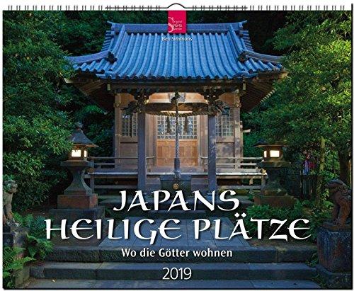 GF-Kalender JAPANS HEILIGE PLÄTZE - Wo die Götter wohnen 2019
