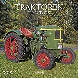Traktoren 2018: Broschürenkalender mit Ferienterminen