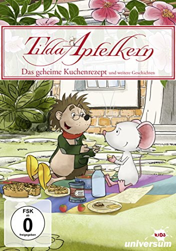 Tilda Apfelkern - Das geheime Kuchenrezept