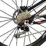 BEIOU Carbon Dual Suspension Mountain Bicycles All Terrain 27,5 Zoll MTB 650B Bike SHIMANO DEORE 10 Geschwindigkeit 12.7kg T700 Rahmen Matte 3K CB22 für BEIOU Carbon Dual Suspension Mountain Bicycles All Terrain 27,5 Zoll MTB 650B Bike SHIMANO DEORE 10 Geschwindigkeit 12.7kg T700 Rahmen Matte 3K CB22