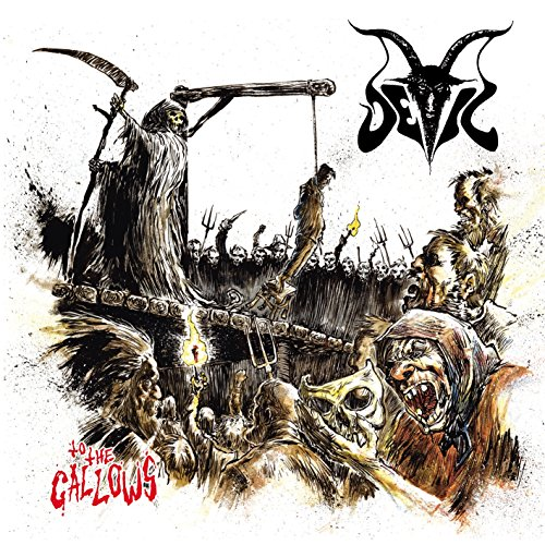 Devil: To the Gallows (Audio CD)