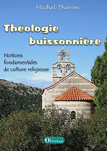 Théologie buissonnière par Théron Michel