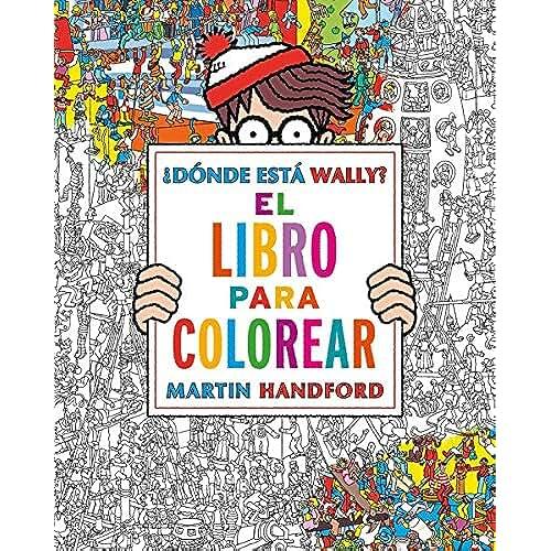 jirafa kawaii para colorear y mas ¿Dónde está Wally? El libro para colorear (Colección ¿Dónde está Wally?) (EN BUSCA DE)