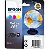 Epson C13T26704010 approprié pour WF100W Encre couleur 6, 7ml 200 Pages