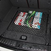Rejilla universal para sujeción y almacenamiento de equipaje en maletero de automóvil