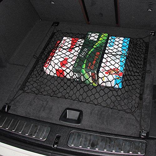 Car-net (Trunk SUV Rear Cargo Car Universal Trunk Cargo Net Mesh Storage Organizer Nylon)
