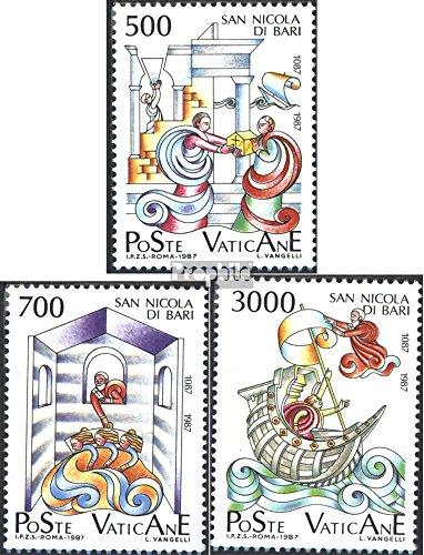 Prophila Collection Vatikanstadt 934-936 (kompl.Ausg.) 1987 Heiliger Nikolaus (Briefmarken für Sammler) Religion