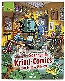 Redaktion Wadenbeißer Band 3 | Spannende Krimi-Comics zum Lesen und Mitraten | GEOlino