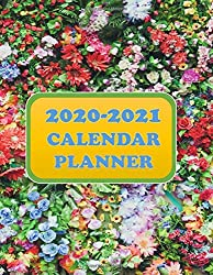 2020-2012 Calendar Planner: Daily Weekly Monthly 2020-2021 Agenda Schedule Organizer and Diary