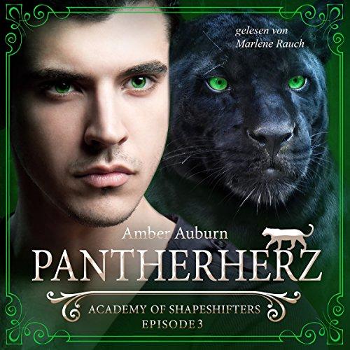 Buchseite und Rezensionen zu 'Pantherherz: Academy of Shapeshifters 3' von Amber Auburn