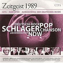 Skurile Musik aus dem Jahr, als die Mauer fiel (Compilation CD, 15 Tracks)